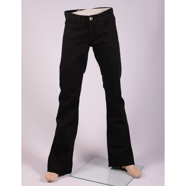 Jeans Fred Night zwarte denim
