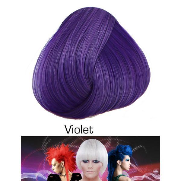 Directions   Semi Permanente Haarverf Violet