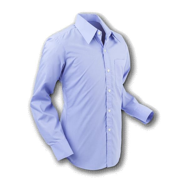 Chenaski   Overhemd 70s Basic Lilac