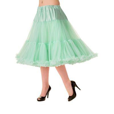 Foto van Petticoat Starlite over de knie met extra volume, mint