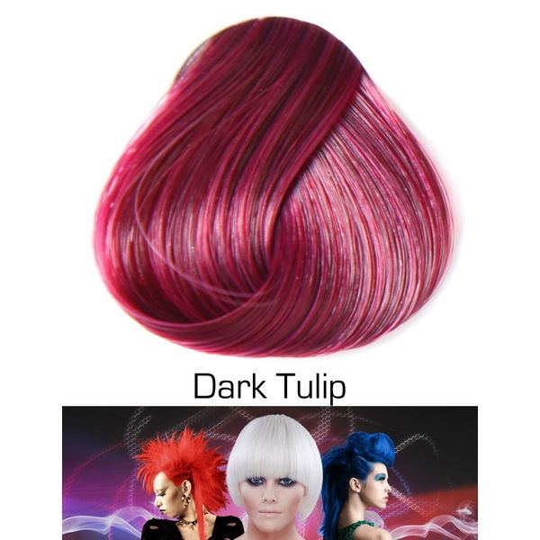 Directions | Semi permanente haarverf Dark Tulip