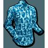 Afbeelding van Chenaski | Overhemd Moloko Lichtblauw Petrol