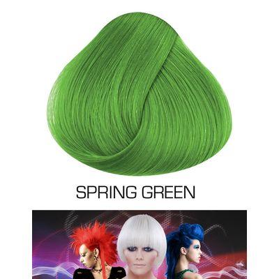 Foto van Directions | Semi Permanente Haarverf Spring Green