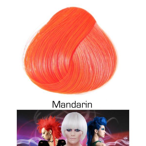Directions   Semi Permanente Haarverf Mandarin