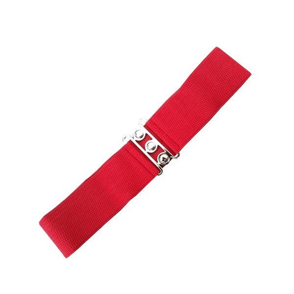 Banned   Elastiekriem Vintage, rood