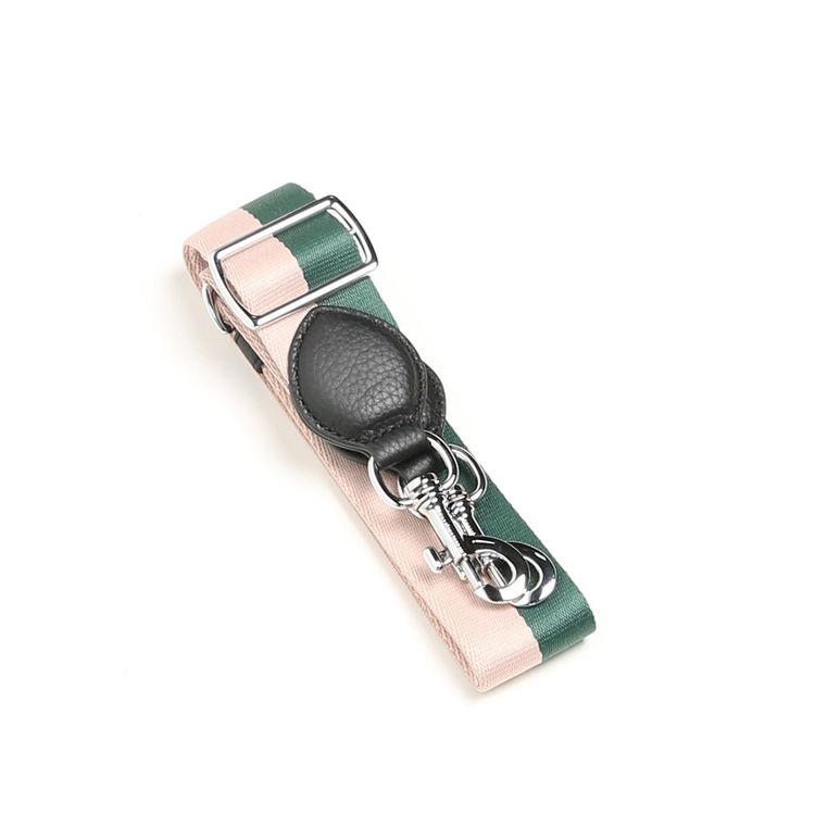 Afbeelding 2 van STRAP GREEN - PINK - S