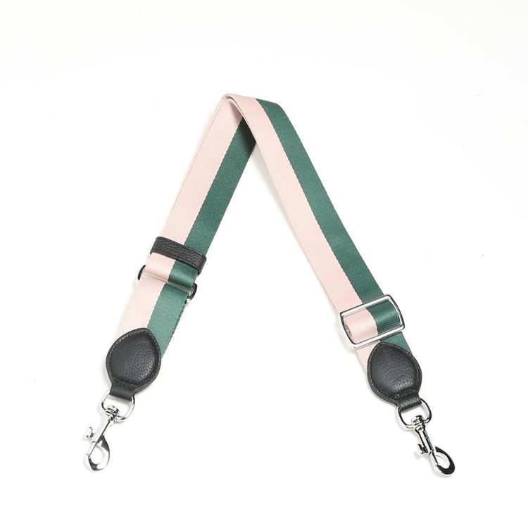 STRAP GREEN - PINK - S