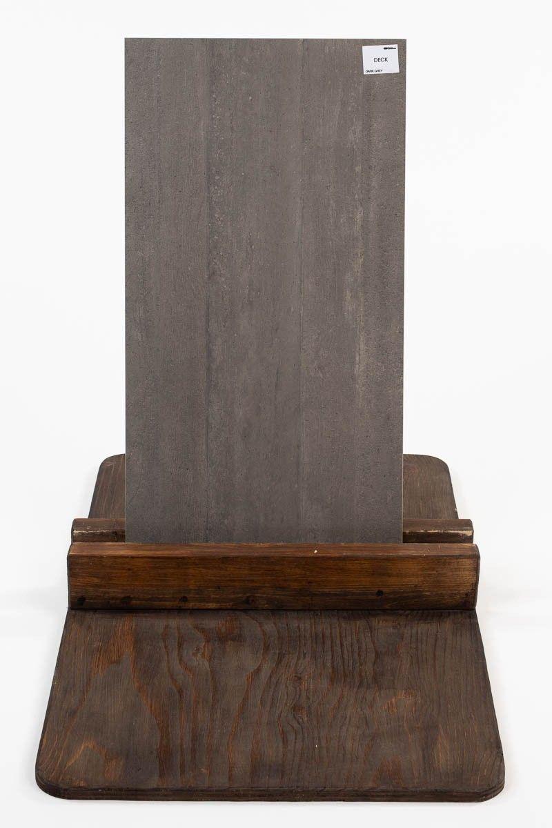 Castelvetro Deck Dark Grey