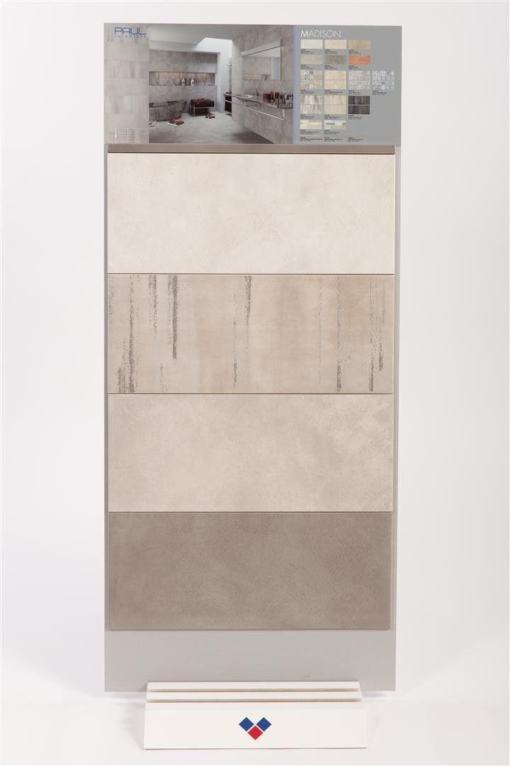Paul Madison White/Grey/Black
