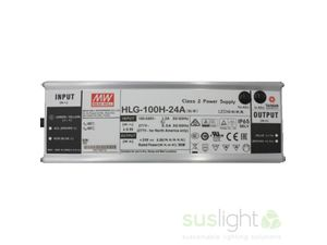 Foto van Meanwell 100 Watt 24V Transformer