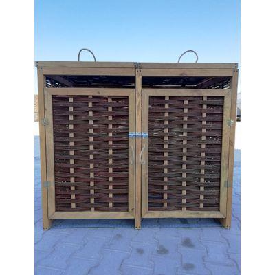 Foto van Container Ombouw 2 Containers