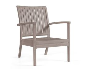 Foto van Tuinstoel Bram low chair turtle dove