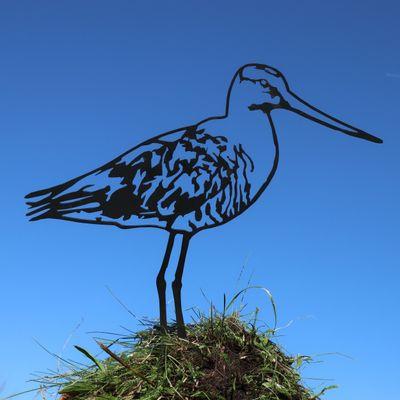 Vogel Cortenstaal - Grutto