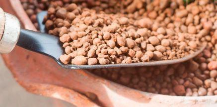 Afbeelding van Florentus Hydrokorrels 10 liter