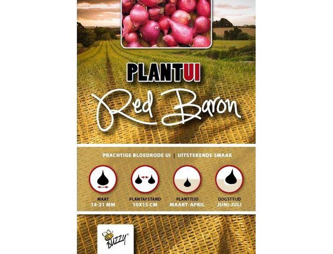 Afbeelding van Plantuien Red Baron 250g (18)