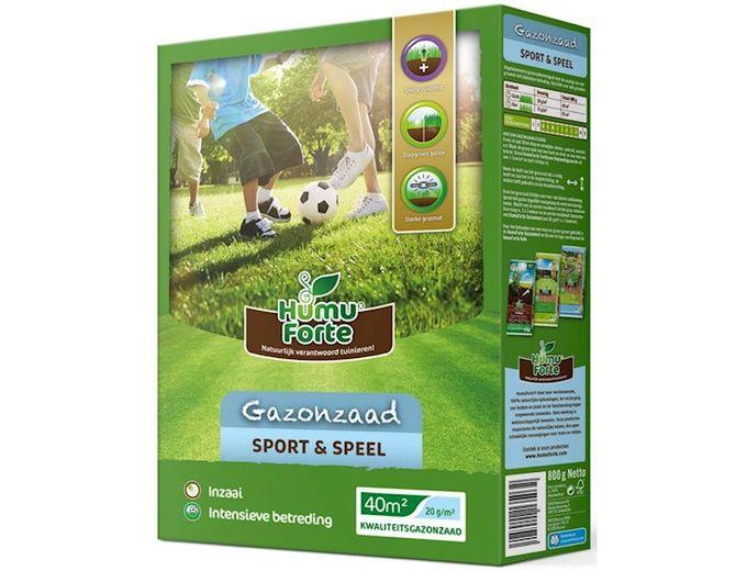 Afbeelding van HumuForte Sport en Speel graszaad 800g