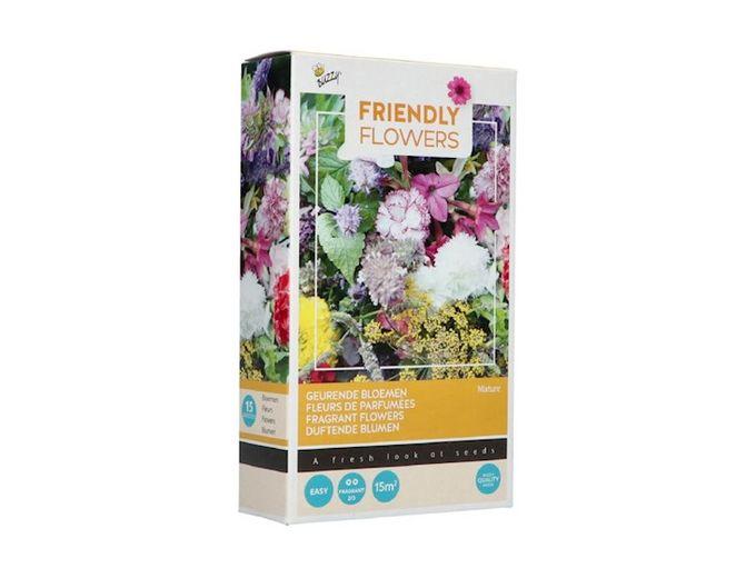 Afbeelding van Buzzy® Friendly Flowers Geurende 15m² (16)