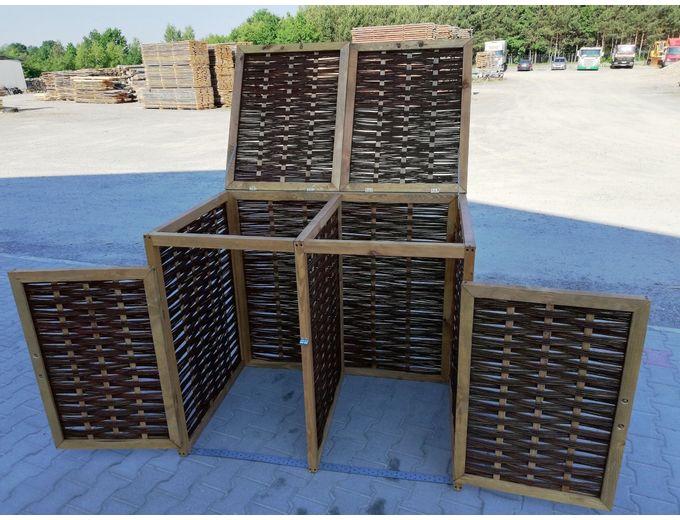 Afbeelding van Container Ombouw 2 Containers