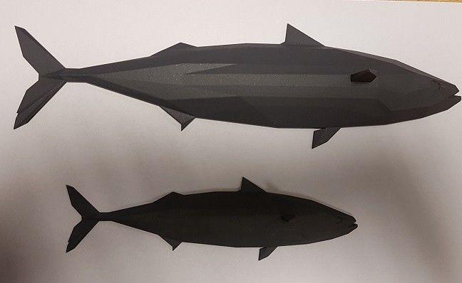 Afbeelding van Makrelen (per set van 4 stuks)