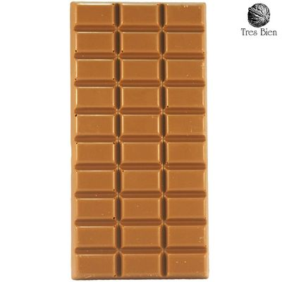 Foto van Chocoladereep Melk Suikervrij