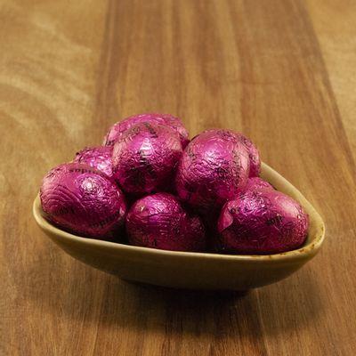 Foto van Knipserende Chocolade Eitjes