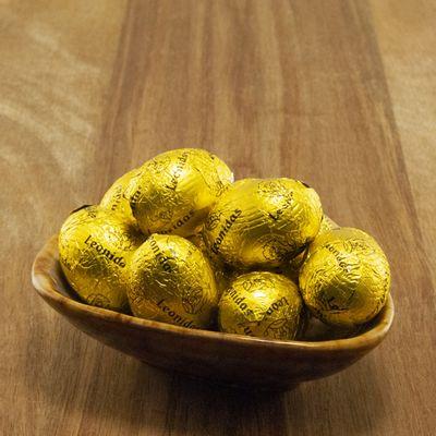 Foto van Citron Chocolade Eitjes