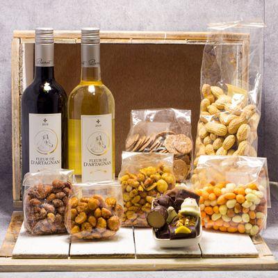 Cadeaupakket - Luxe Bourgondiër Box