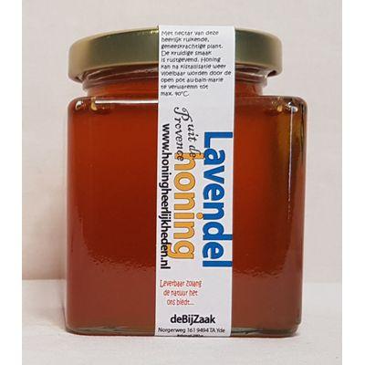 Foto van Lavendel honing