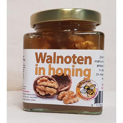 Foto van Walnoten in honing