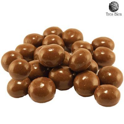 Foto van Melkchocolade Riceballs