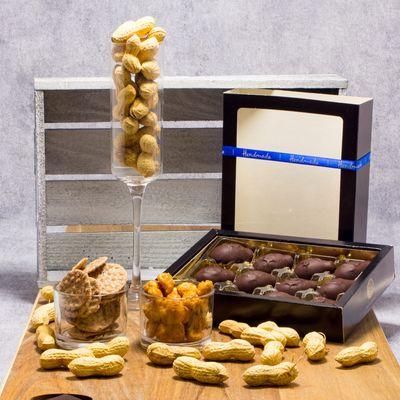 Cadeaupakket - Luxe Whiskey Box
