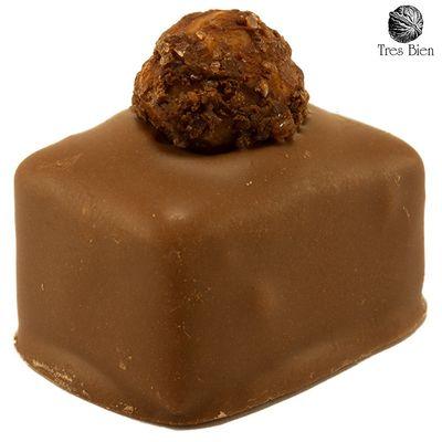 Hazelnoot Melk Bonbon