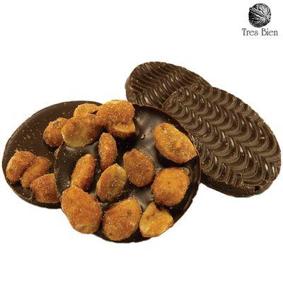 Pure Chocolade Flikjes Honey Salted Pinda's