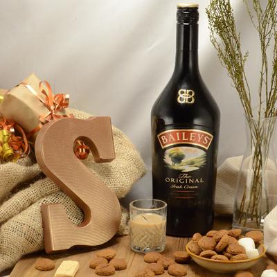 Chocoladeletter Baileys
