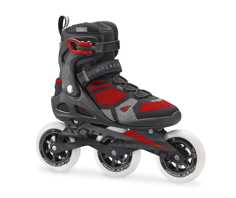 Afbeelding van Rollerblade Macroblade 3 wheel 110