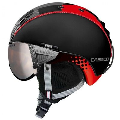 Casco SP-2 Graphic Rood