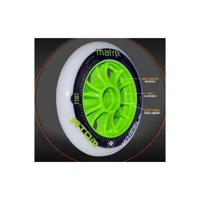Atom matrix inline wiel 110mm