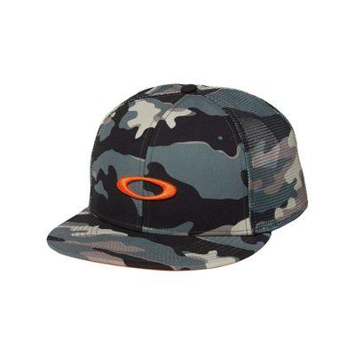 Oakley FACTORY TRUCKER CAP CAMO