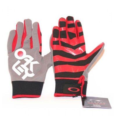 Oakley Sadplant Glove Red Line