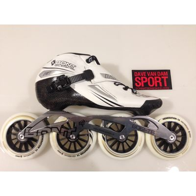 Bont Jet wit 110mm