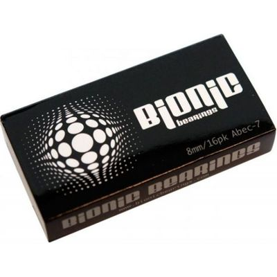 Bionic ABEC 7 8mm - (16 pack )