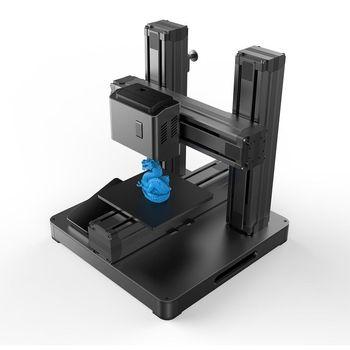 Foto van DOBOT MOOZ-2 Dual-Axis 3D-printerkit Ondersteuning CNC lasergravure met verplaatsbaar touchscreen