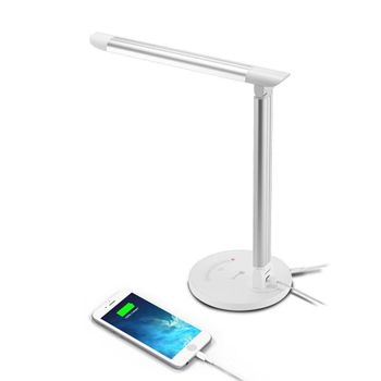 Foto van TaoTronics TT-DL13 LED Desk Lamp SILVER
