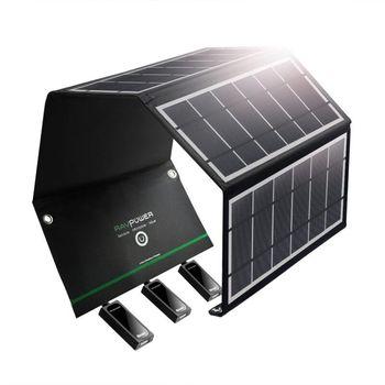 Foto van RAVPower Solar Charger 24W