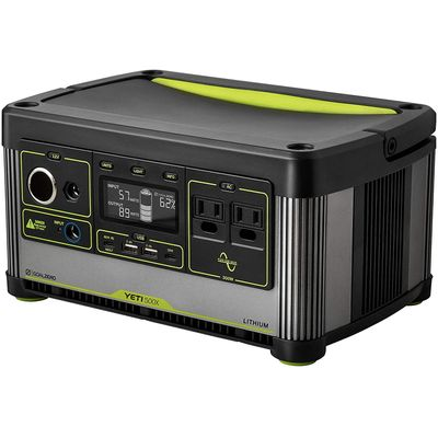 Afbeelding van Goal Zero Yeti 500X Euro Type C Plug