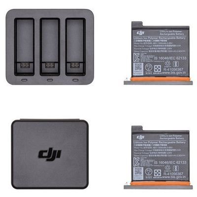 Afbeelding van DJI Osmo Action Charging Kit