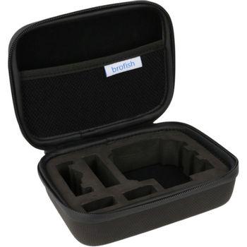 Foto van Brofish Pov Case Small GoPro Edition Black Rubber