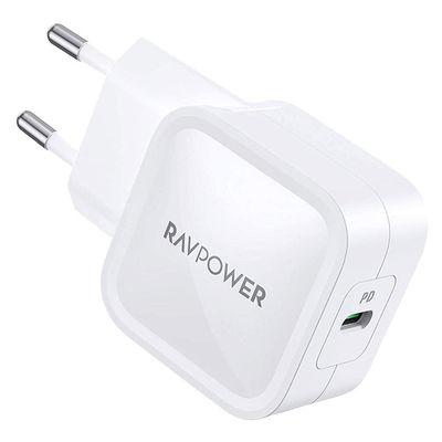 Afbeelding van RAVPower PD Pioneer 30W GaN Tech USB C Wall Charger