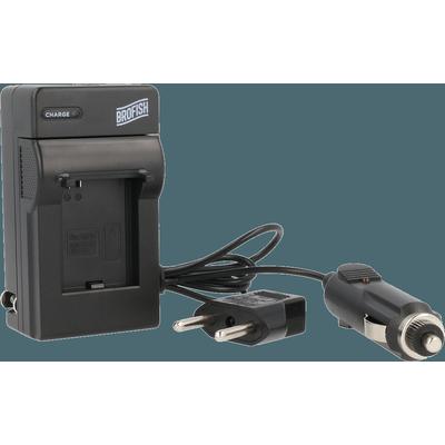 Afbeelding van Brofish Battery Charger For GoPro HERO3+