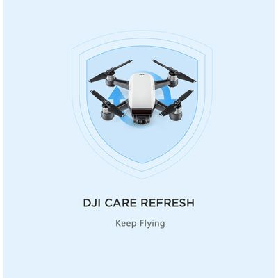 Afbeelding van DJI Care Refresh Spark Card